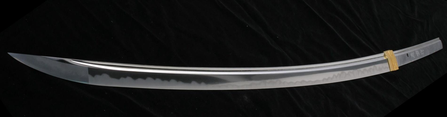房宙の日本刀
